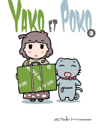 YAKO ET POKO - TOME 3