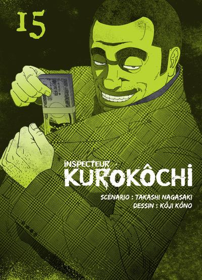 INSPECTEUR KUROKOCHI - TOME 15