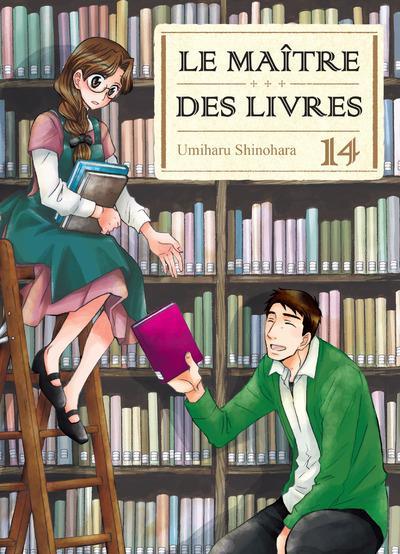 LE MAITRE DES LIVRES - TOME 14