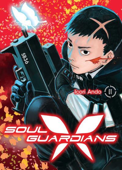 SOUL GUARDIANS - TOME 1