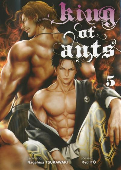 KING OF ANTS - TOME 5 - VOL05