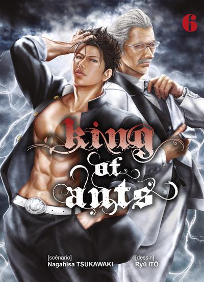 KING OF ANTS - TOME 6 - VOL06
