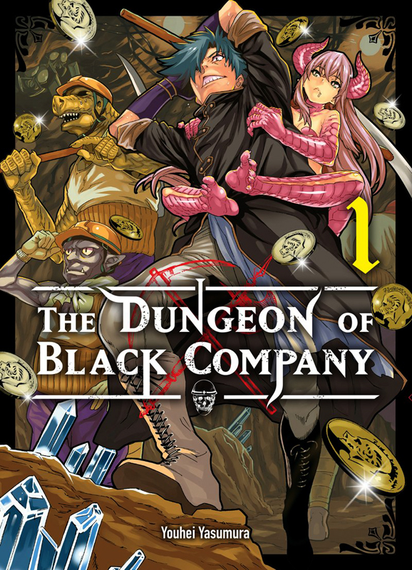 THE DUNGEON OF BLACK COMPANY - TOME 1