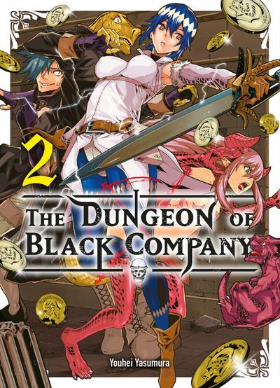 THE DUNGEON OF BLACK COMPANY - TOME 2 - 02