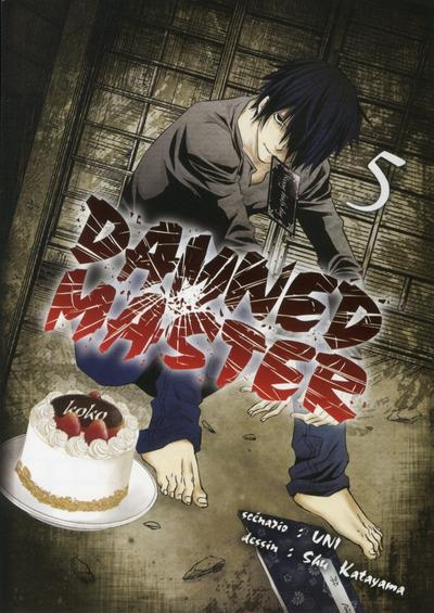 DAMNED MASTER - TOME 5
