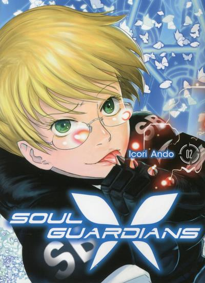 SOUL GUARDIANS - TOME 2