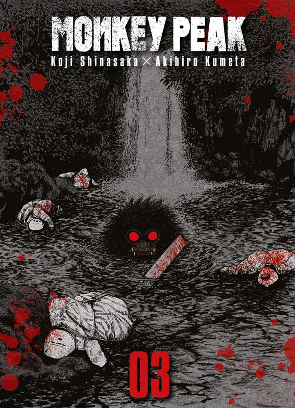 MONKEY PEAK - TOME 3 - 03