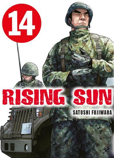 RISING SUN - TOME 14 - VOL14