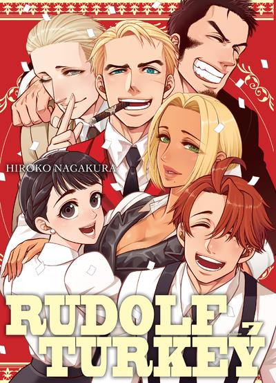 RUDOLF TURKEY - TOME 7 - 07