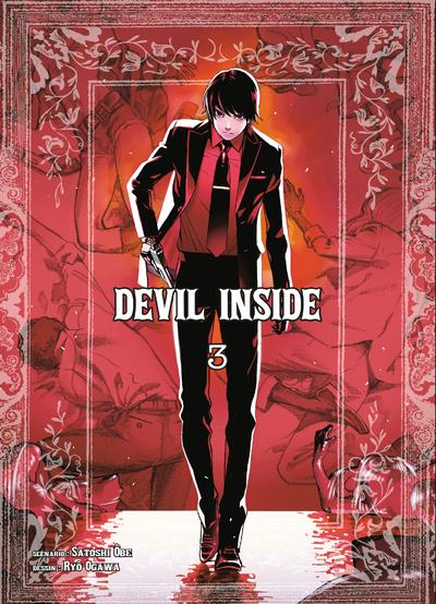 DEVIL INSIDE - TOME 3 - VOL03