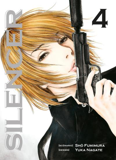 SILENCER - TOME 04 - VOL04