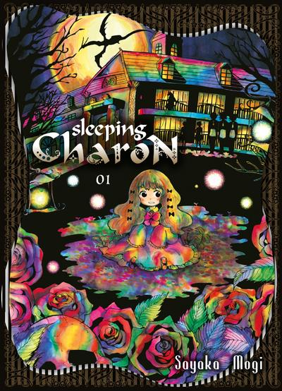 SLEEPING CHARON - TOME 1 - VOL01