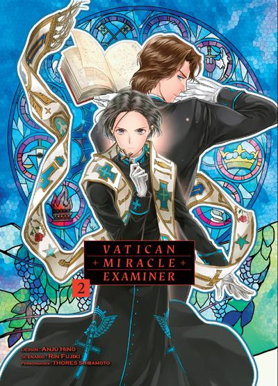 VATICAN MIRACLE EXAMINER - TOME 2 - VOL02