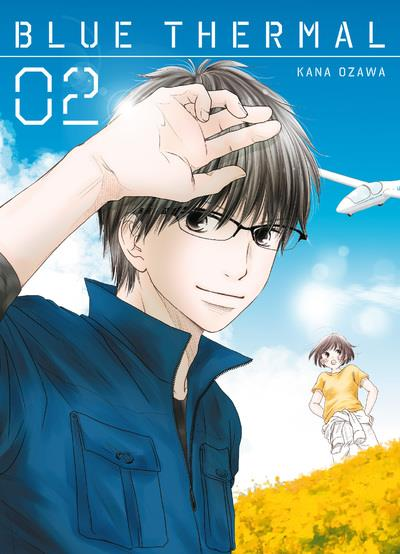 BLUE THERMAL - TOME 2 - VOLUME 02