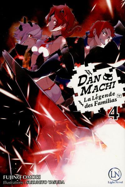DANMACHI - TOME 4 - VOL04