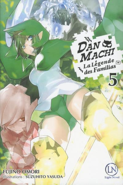 DANMACHI - TOME 5 - VOL05