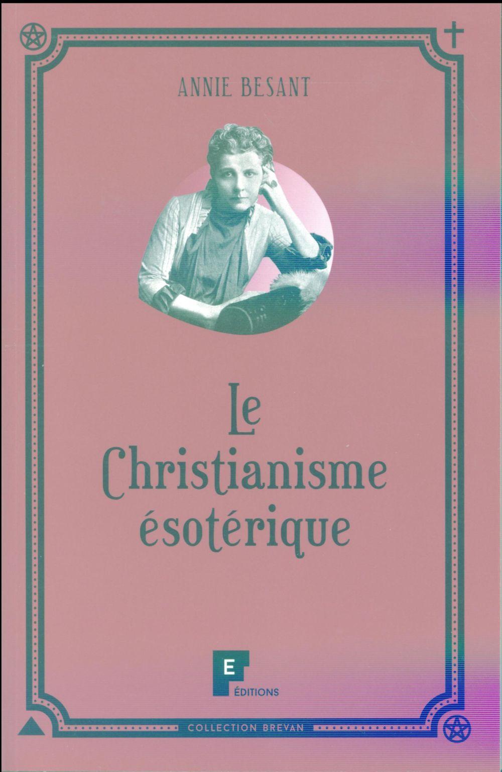 NR LE CHRISTIANISME ESOTERIQUE
