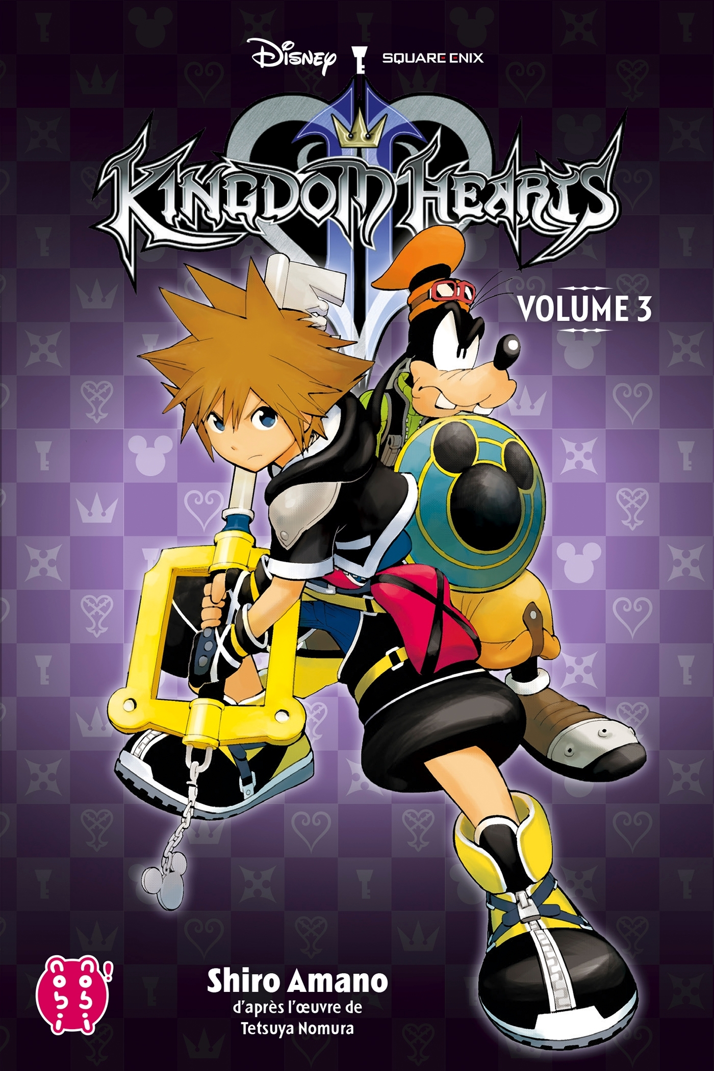KINGDOM HEARTS L'INTEGRALE T07