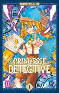 PRINCESSE DETECTIVE T01