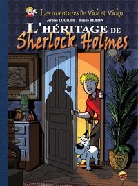 VICK ET VICKY T.21 - L'HERITAGE DE SHERLOCK HOLMES VERSION LUXE