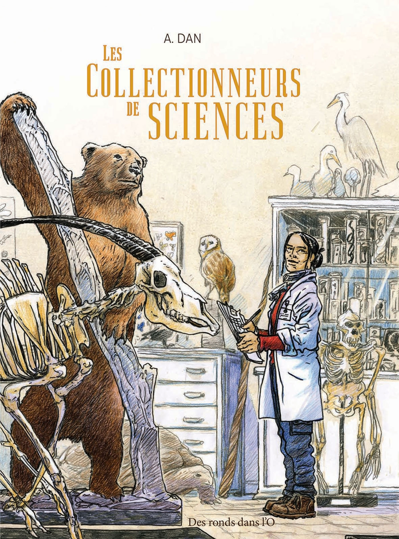 LES COLLECTIONNEURS DE SCIENCES