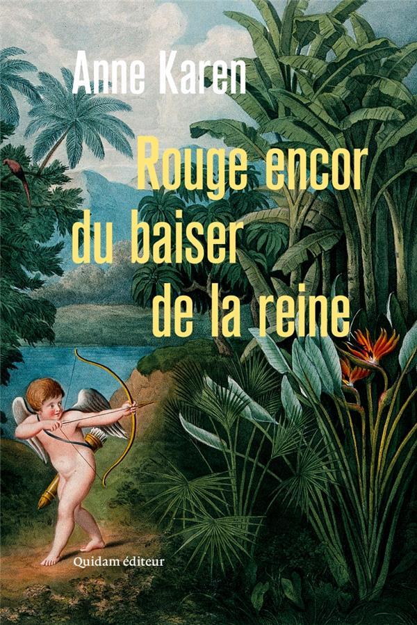 ROUGE ENCOR DU BAISER DE LA REINE