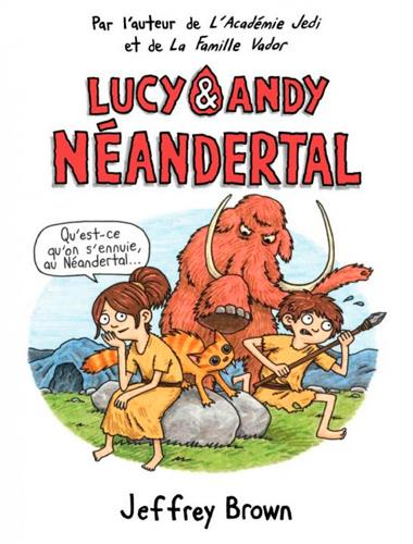 QILINN T1 LUCY ET ANDY NEANDERTHAL T1