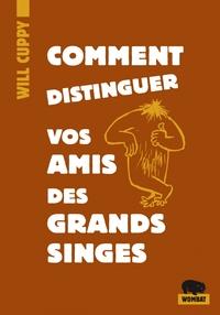 COMMENT DISTINGUER VOS AMIS DES GRANDS SINGES