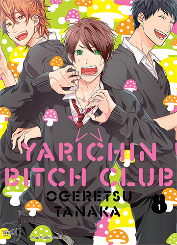 YARICHIN BITCH CLUB T01