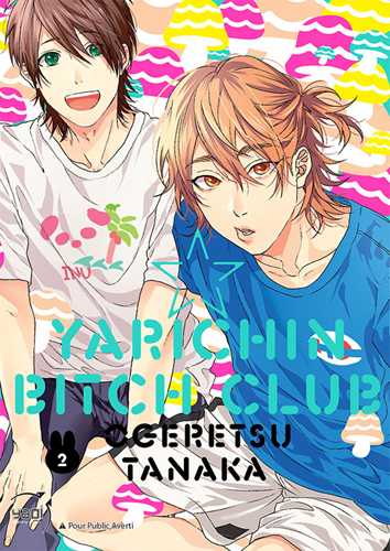 YARICHIN BITCH CLUB T02