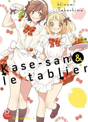 KASE-SAN T04 - LE TABLIER