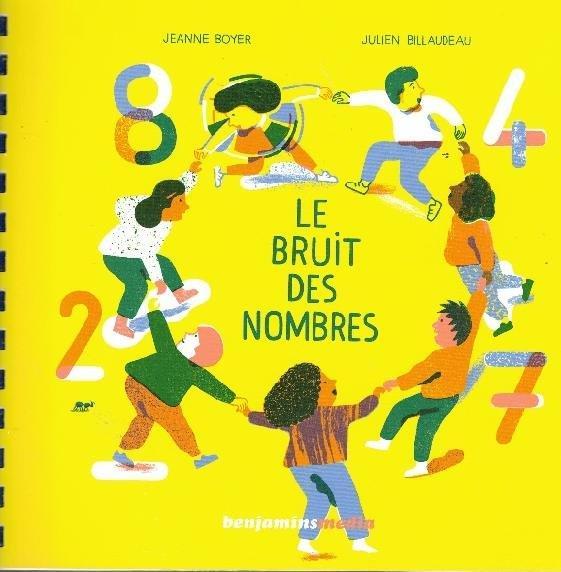 LE BRUIT DES NOMBRES - LIVRE CD MP3 + BRAILLE ET GROS CARACT