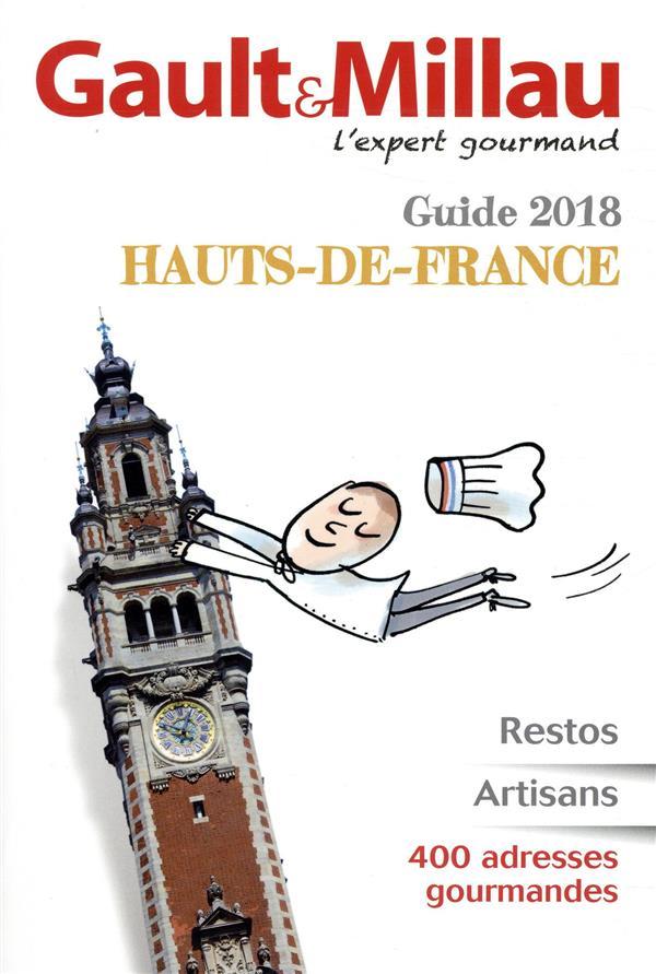 GUIDE HAUTS-DE-FRANCE 2018