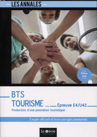 BTS TOURISME - EPREUVE E4-U42