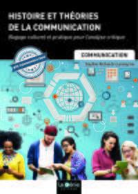 """HISTOIRE ET THEORIES DE LA COMMUNICATION - EPREUVE E1 """"CULTURES DE LA COMMUNICATION"""""""