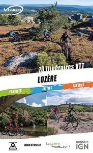 LOZERE 70 ITINERAIRES VTT