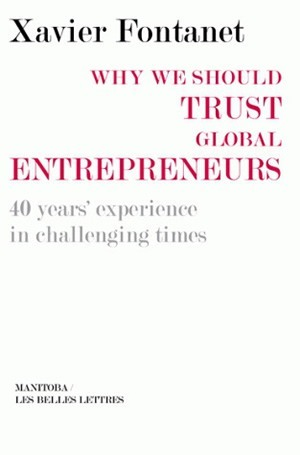 WHY WE SHOULD TRUST GLOBAL ENTREPRENEURS NED