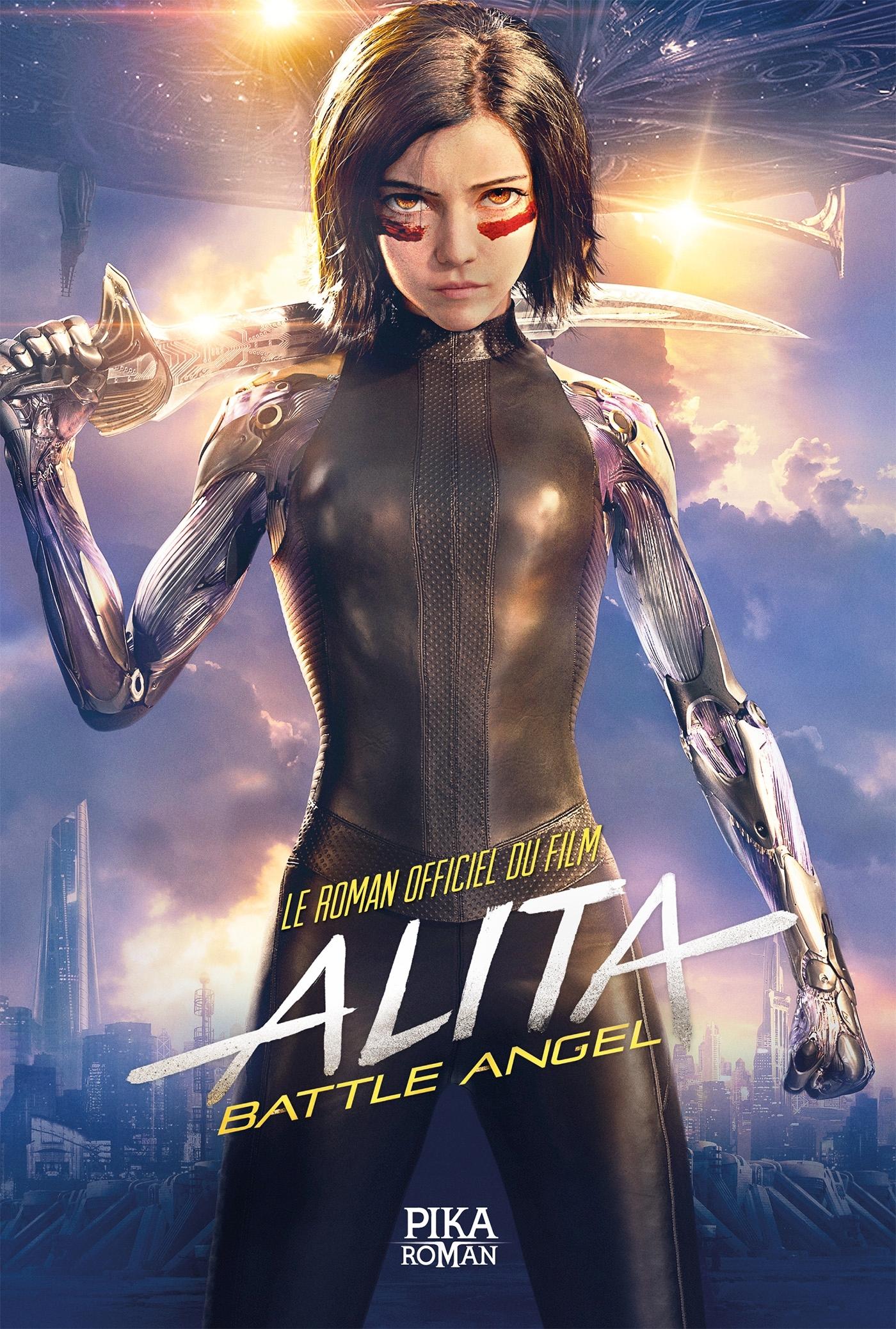 ALITA: BATTLE ANGEL - LE ROMAN OFFICIEL DU FILM