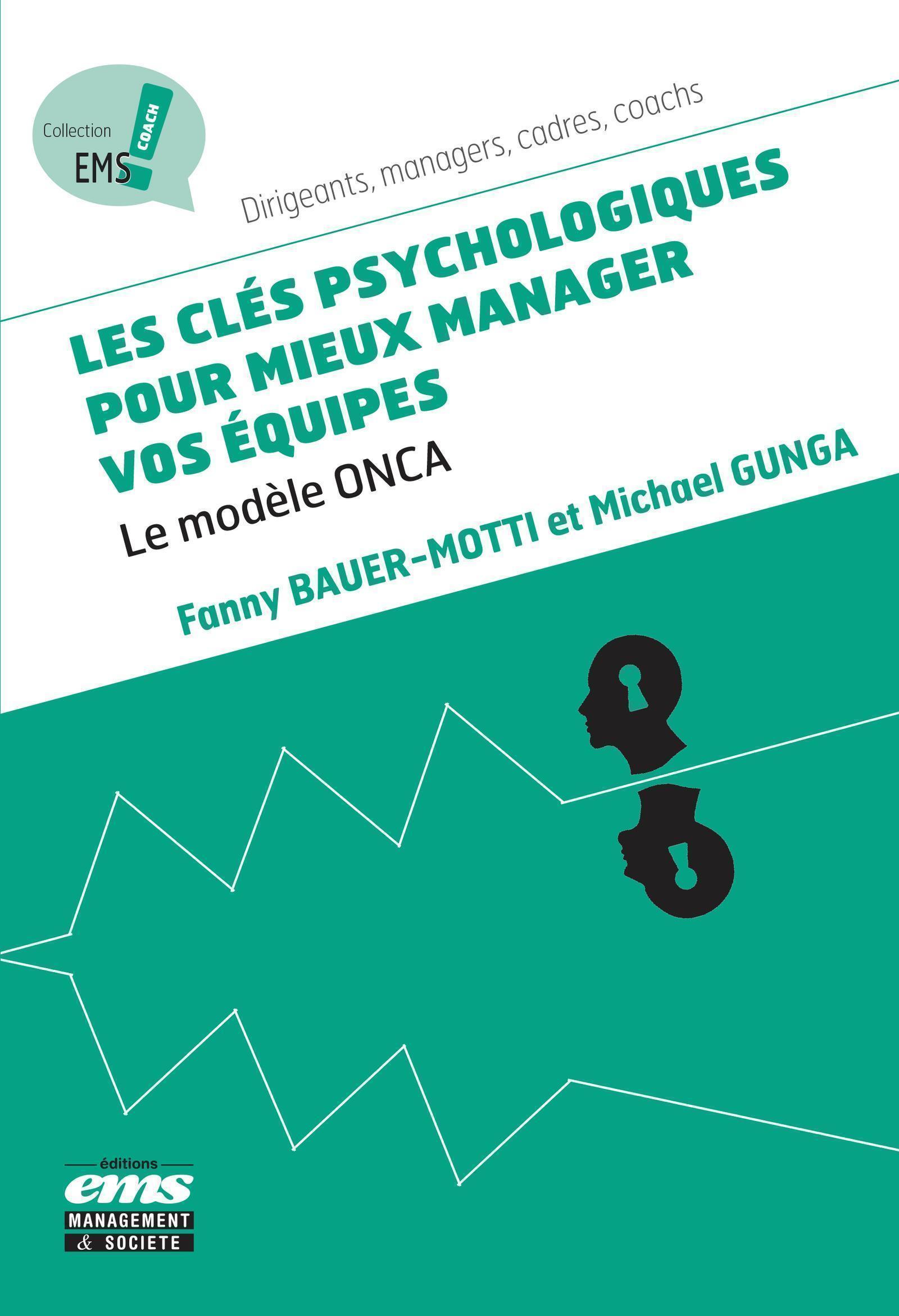 LES CLEFS PSYCHOLOGIQUES POUR MIEUX MANAGER VOS EQUIPES - LE MODELE ONCA