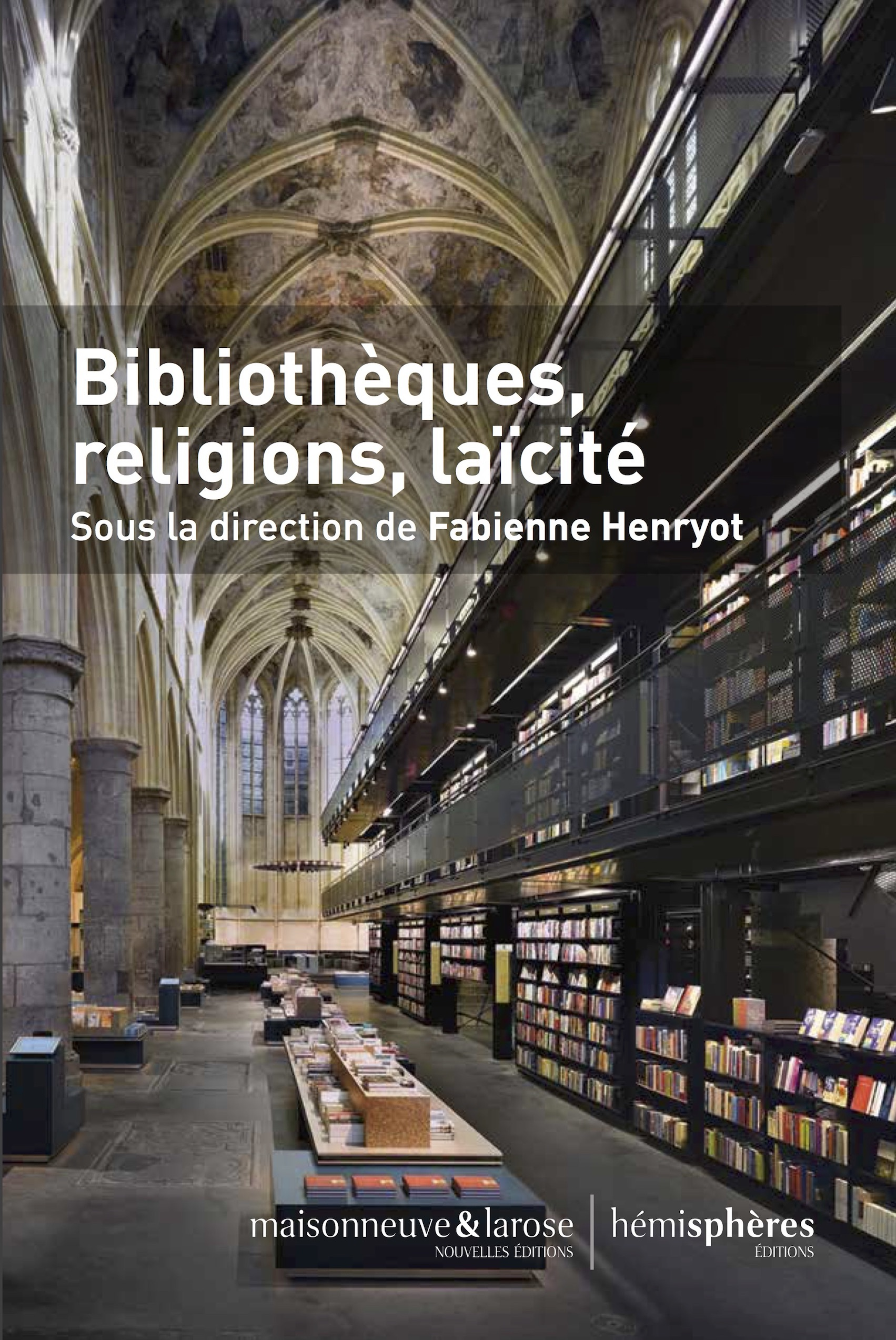 BIBLIOTHEQUES, RELIGIONS, LAICITE