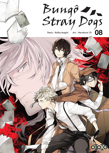 BUNGO STRAY DOGS  T08