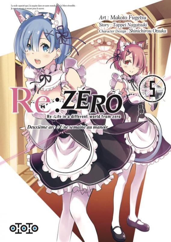 RE : ZERO ARC 2 T05