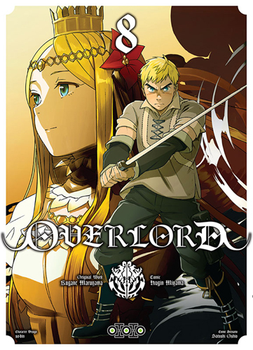OVERLORD T08