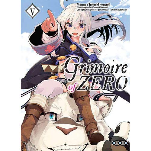 GRIMOIRE OF ZERO T5