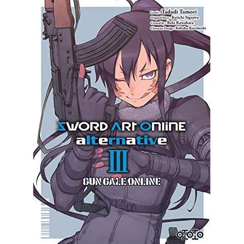 SAO -ALTERNATIVE- GUN GALE ONLINE T03