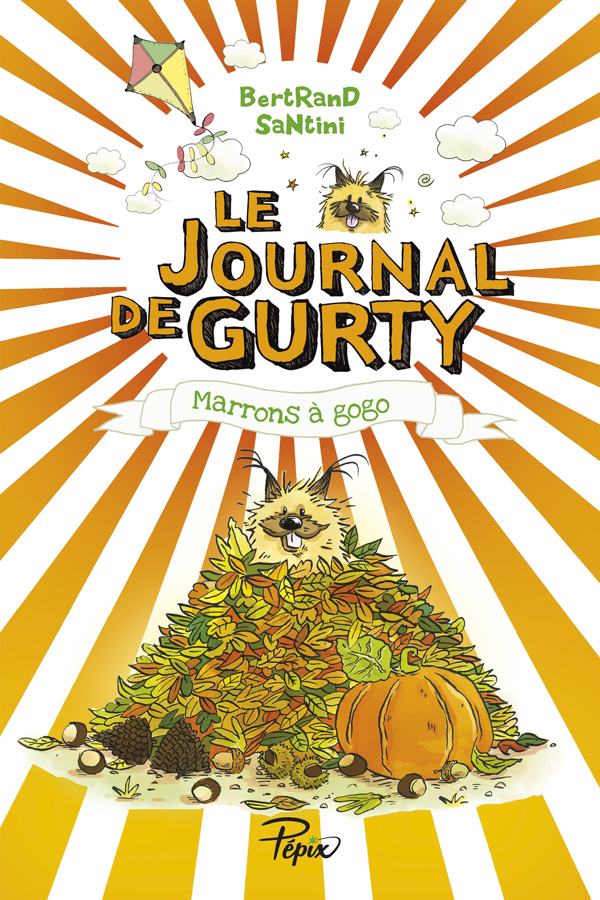 JOURNAL DE GURTY - MARRONS A GOGO (LE)