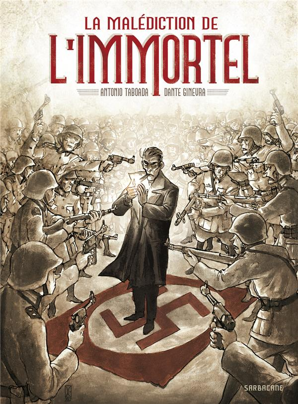 LA MALEDICTION DE L'IMMORTEL