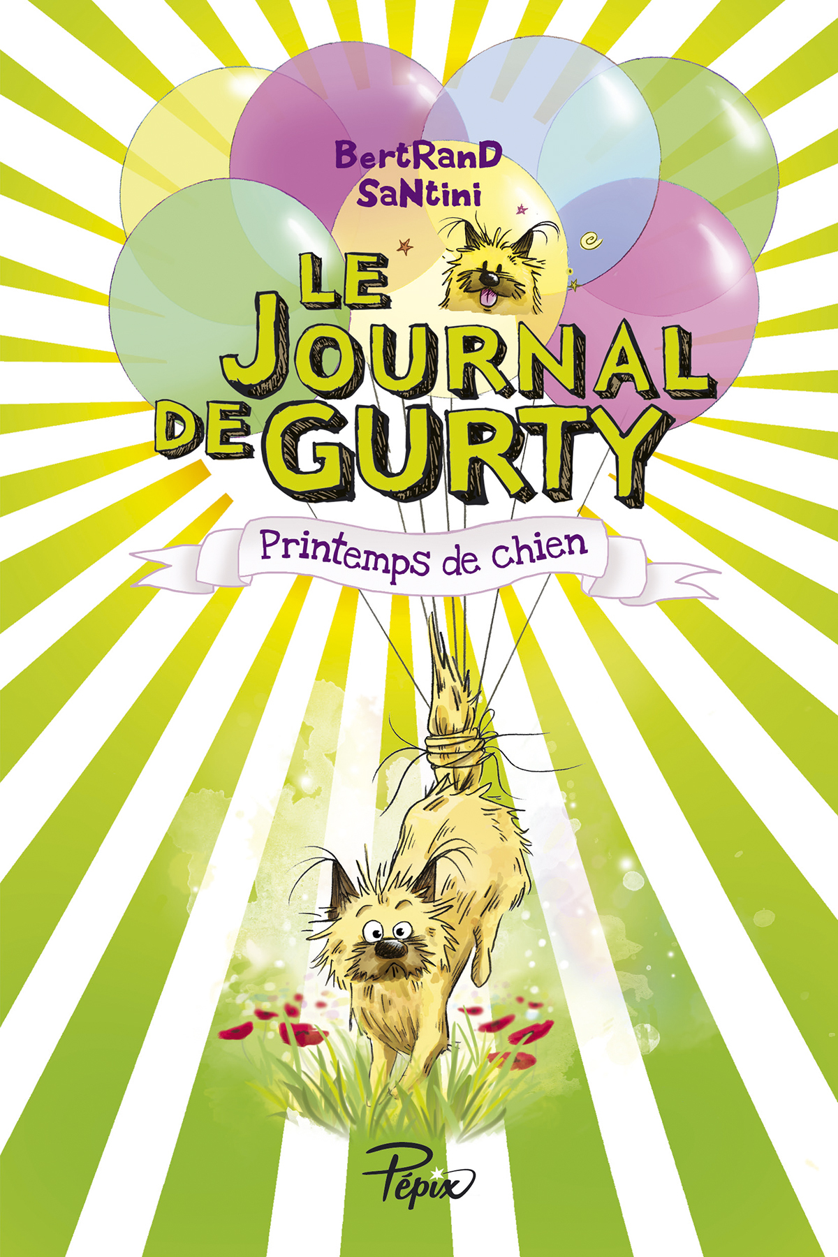 LE JOURNAL DE GURTY - PRINTEMPS DE CHIEN