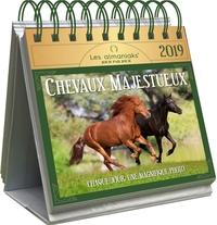 LE GRAND ALMANIAK CHEVAUX MAJESTUEUX 2019