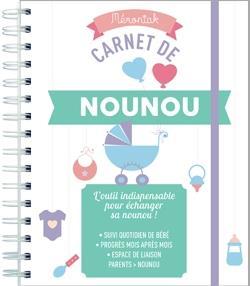 CARNET DE NOUNOU MEMONIAK